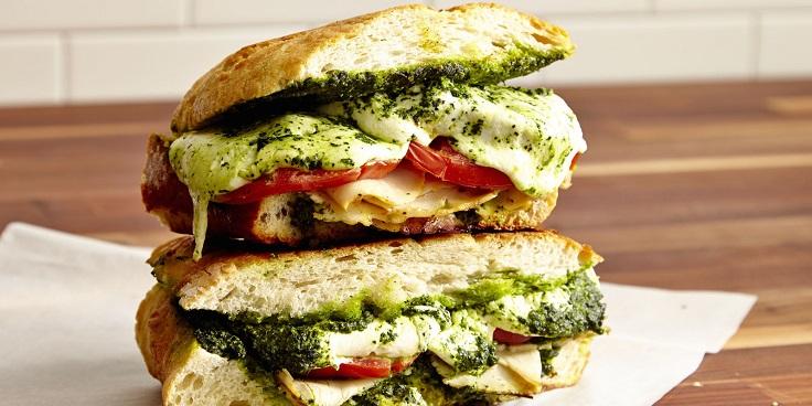 Turkey-Mozzarella-and-Kale-Pesto-Panini