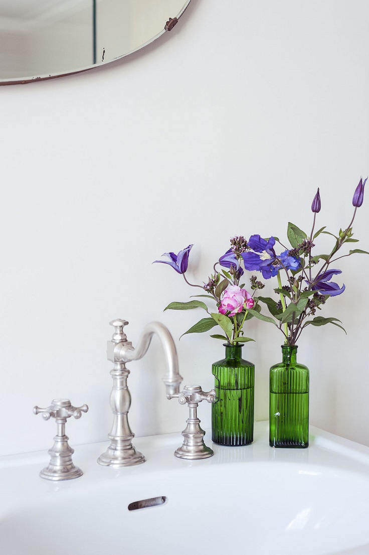 10 creative ways to decorate your bathroom crazyforus - Cheap easy ways decorate bathroom ...