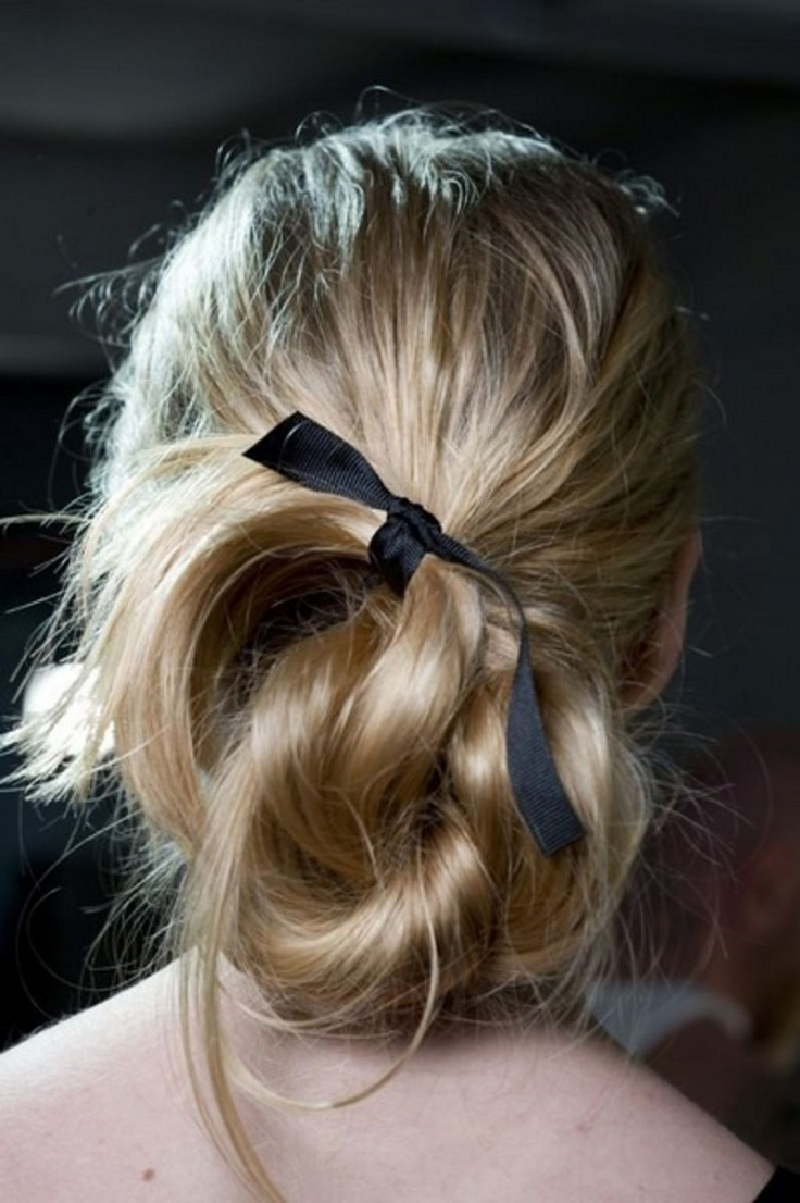 Coiled-up-Ponytail