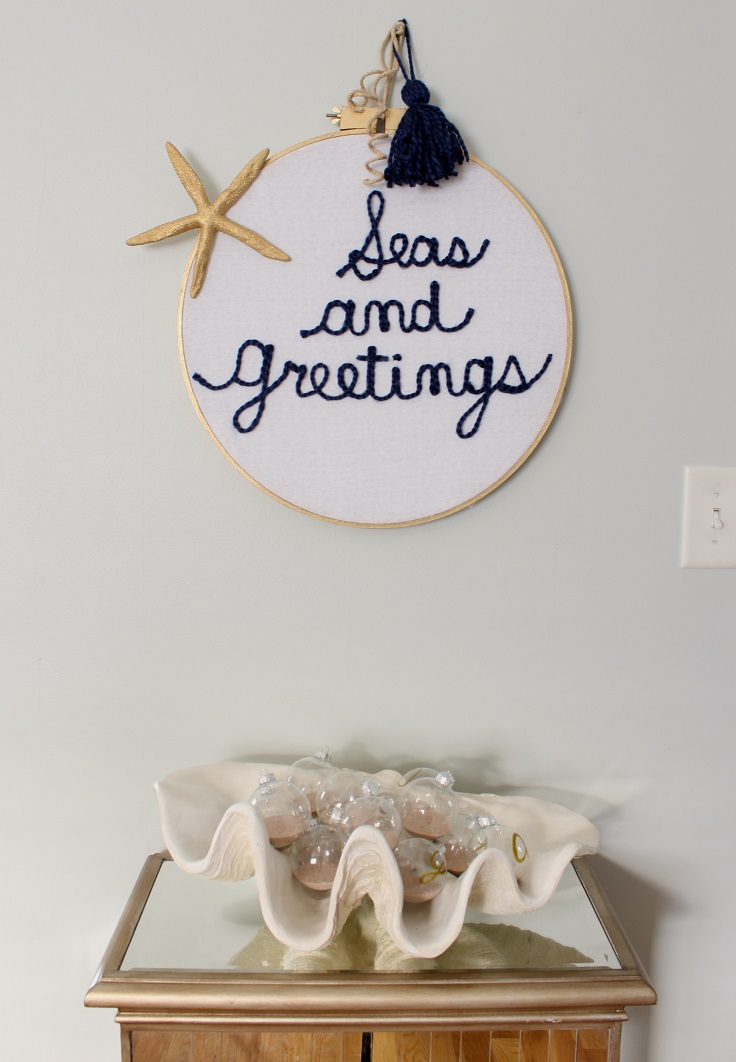 Top 10 DIY Adorable Embroidery Hoops