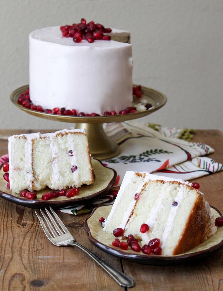 Top 10 Desserts for Pomegranate Fans