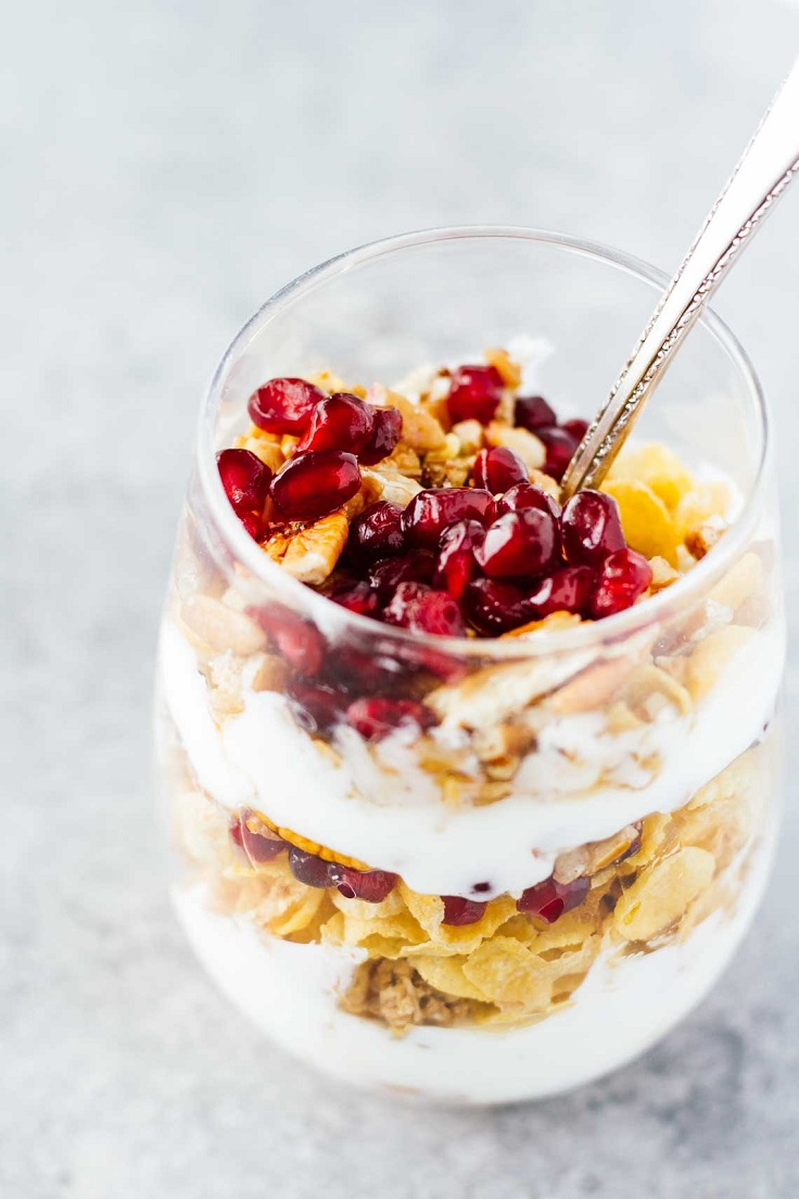 Top 10 Desserts for Pomegranate Fans