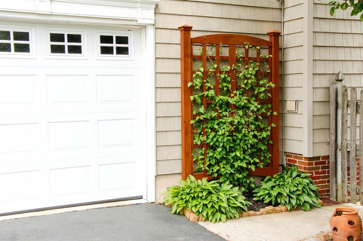 Top 10 gorgeous trellis ideas for your garden page 8 of 10 top inspired - Building trellises property ...