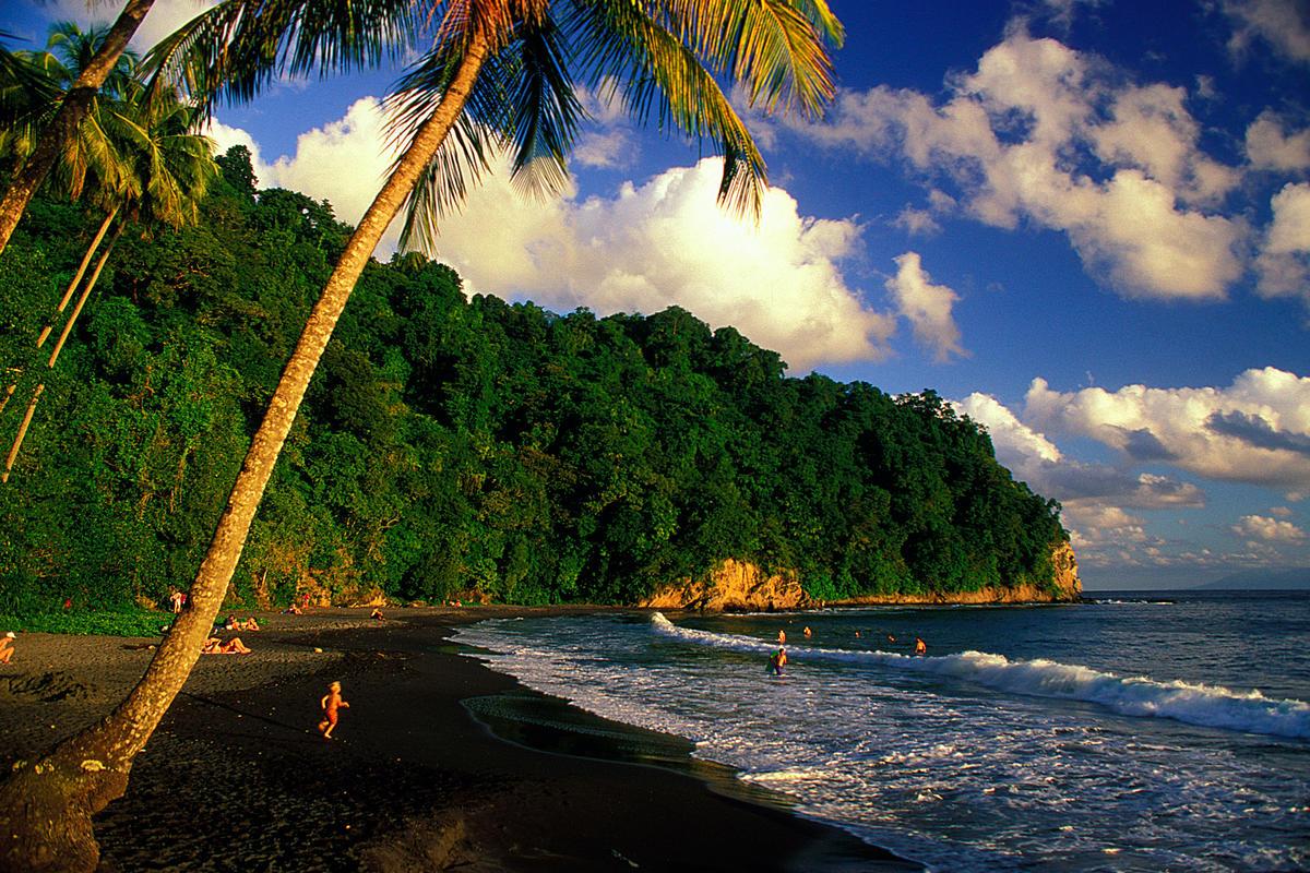Top 10 Fascinating Black Sand Beaches Around the World