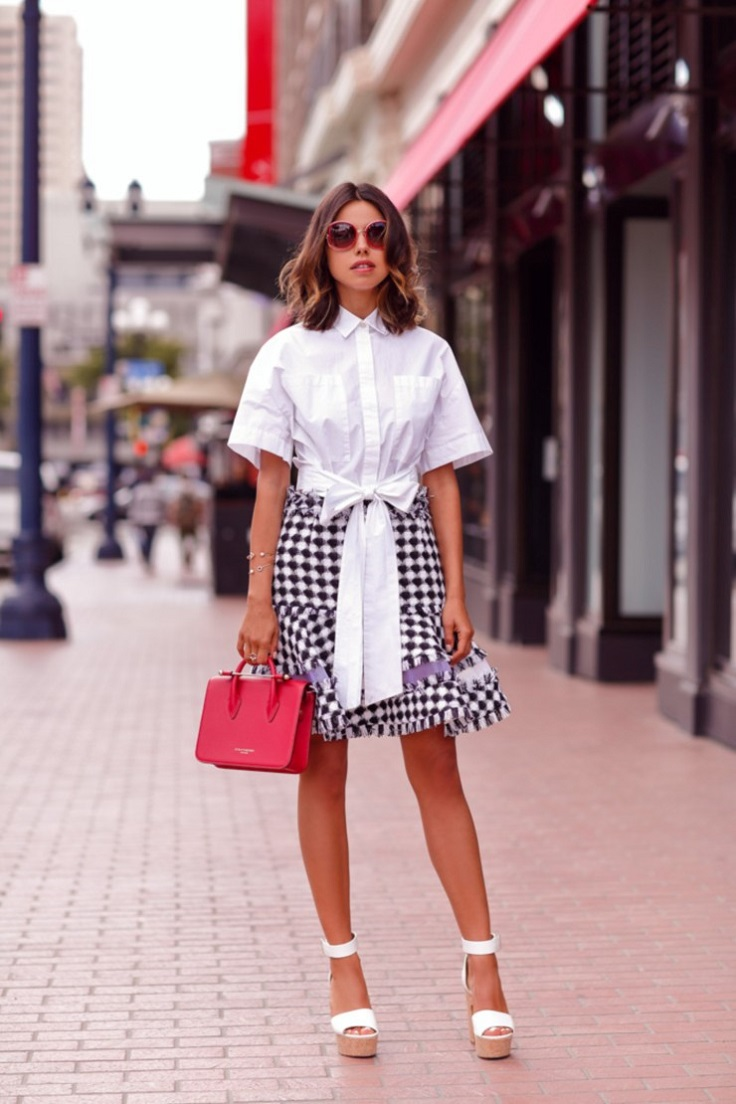 Top 10 Outfits That Will Inspire You to Wear Gingham