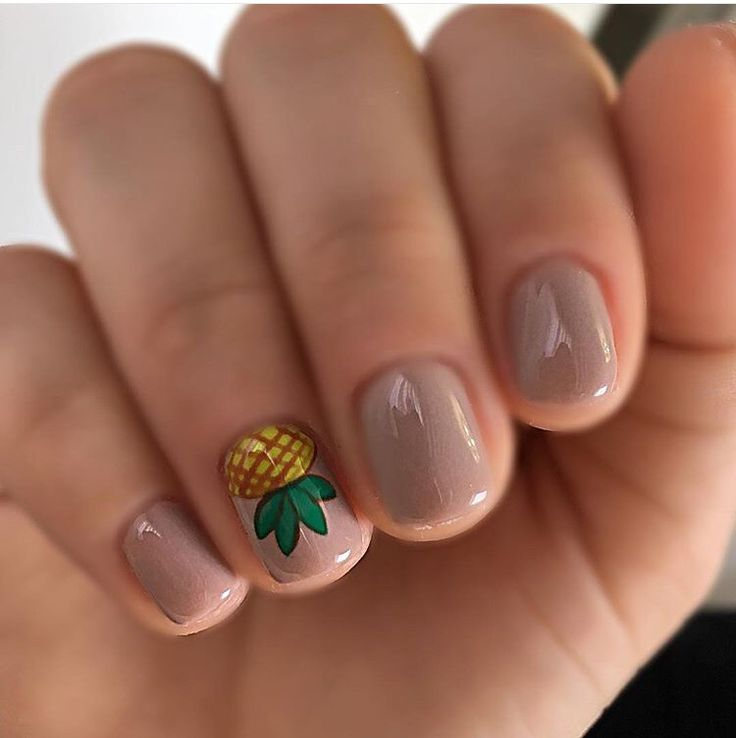 29 Summer Finger Nail Art Designs Ideas: Top 10 Last Minute Nail Art Ideas Inspired By Summer