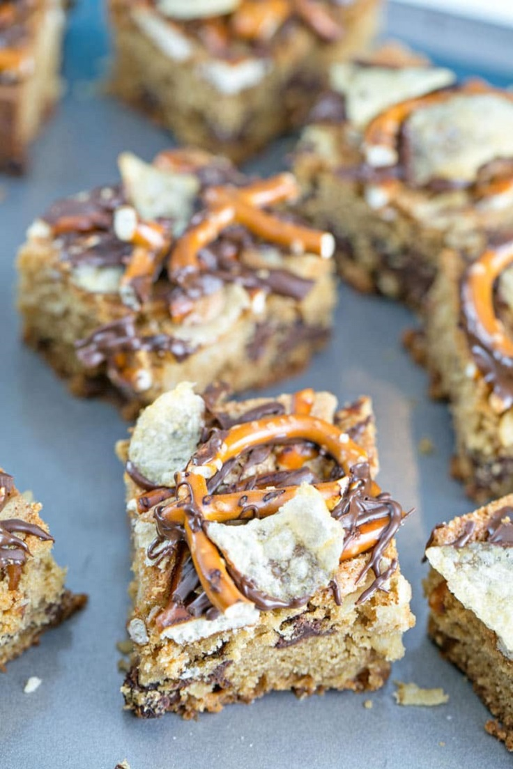 Top 10 Pretzel Desserts You Are Going to Love