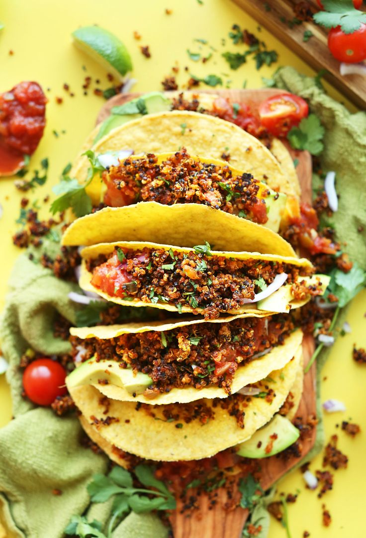 Top 10 Tasty Taco Recipes For Vegans Top Inspired