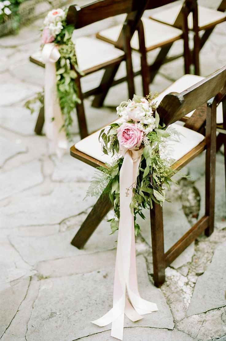 ribbon-aisle-decor