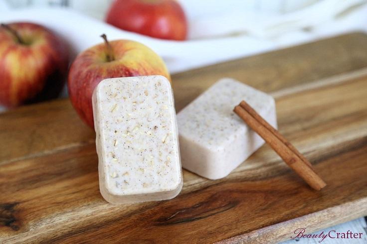 Apple-Cinnamon-Soap