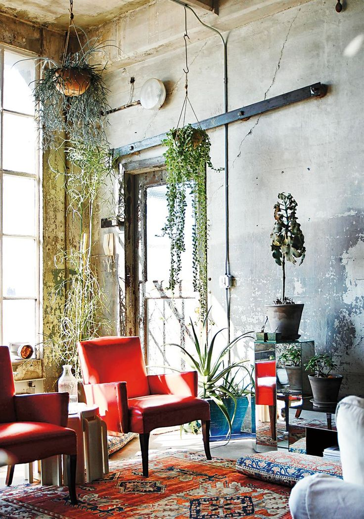 Top 10 Stunning Industrial Interior Ideas for Your Living ...