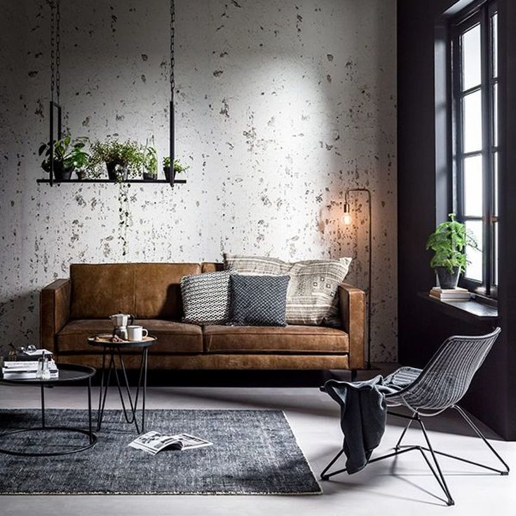 Top 10 Stunning Industrial Interior Ideas for Your Living Room