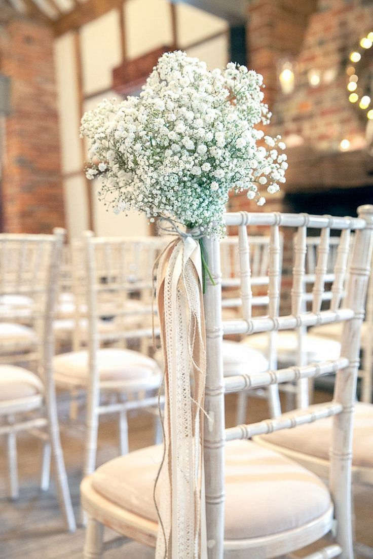 Top 10 gorgeous wedding chair decorations top inspired for Wedding day room decoration