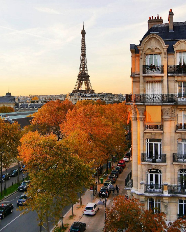 Top 10 European Cities for Unforgettable Fall Travel