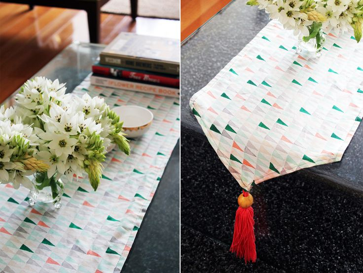 Tassel-Table-Runner