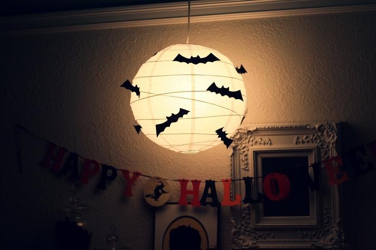 Bat-Lanterns