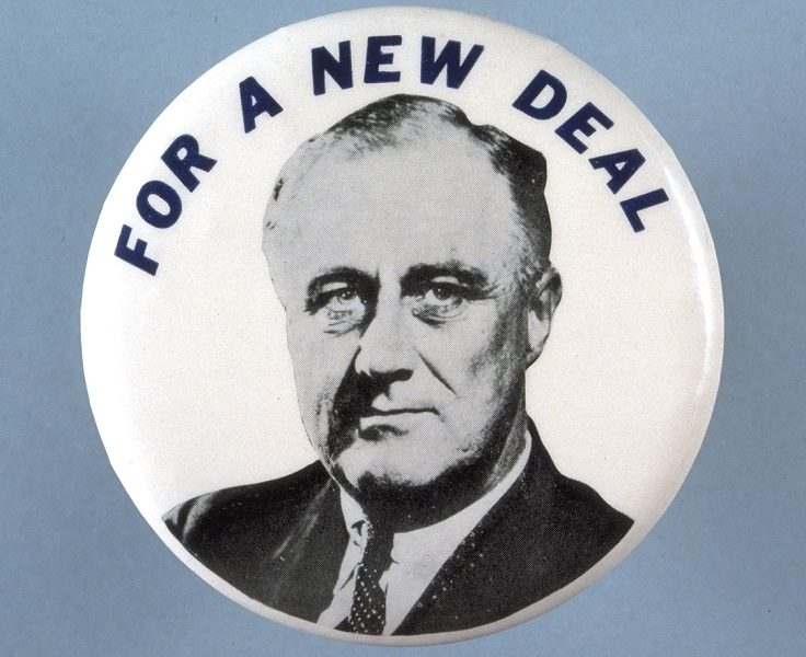 the worst economic depression in the history of the united states that swept roosevelt onto presiden The spread of freedom and democracy, most americans believe, would benefit everyone, and at the same time, a free, democratic world would be one in which the united states would be secure and american goods and services would be welcomed everywhere.