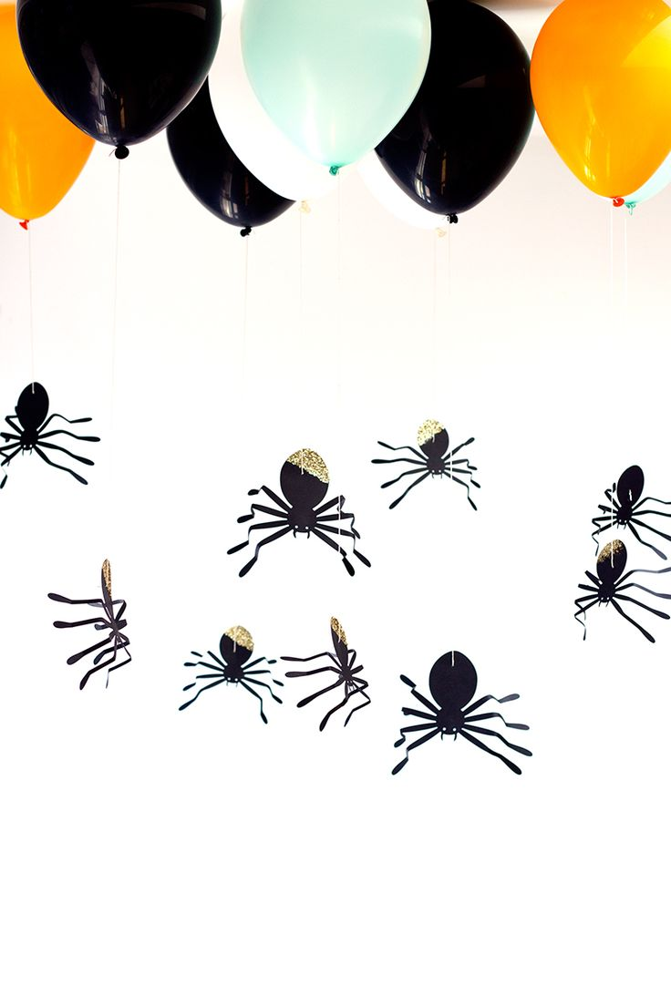 Hanging-Spider-Balloons