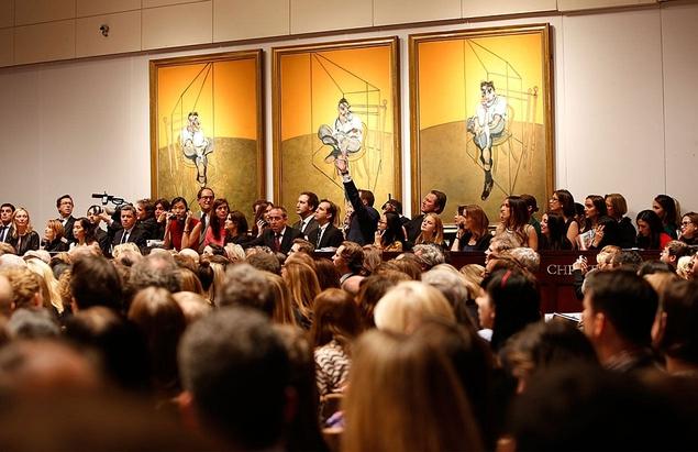 TOP 10 Most Expensive Paintings - (2017 Update - Da Vinci breaks record)