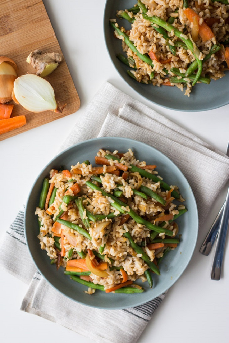 10 Fried Rice Recipes - [Quick & Easy] - Top Inspired