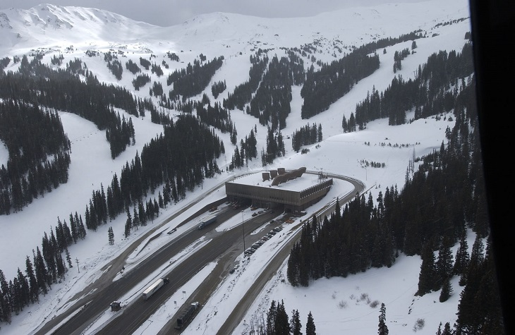 TOP 10 Longest Tunnels in the United States Edition