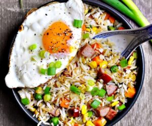 Top 10 Fried Rice Recipes – [Quick & Easy]