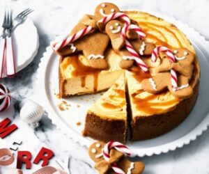 Top 10 Christmas Cheesecake Recipes to Try This Year