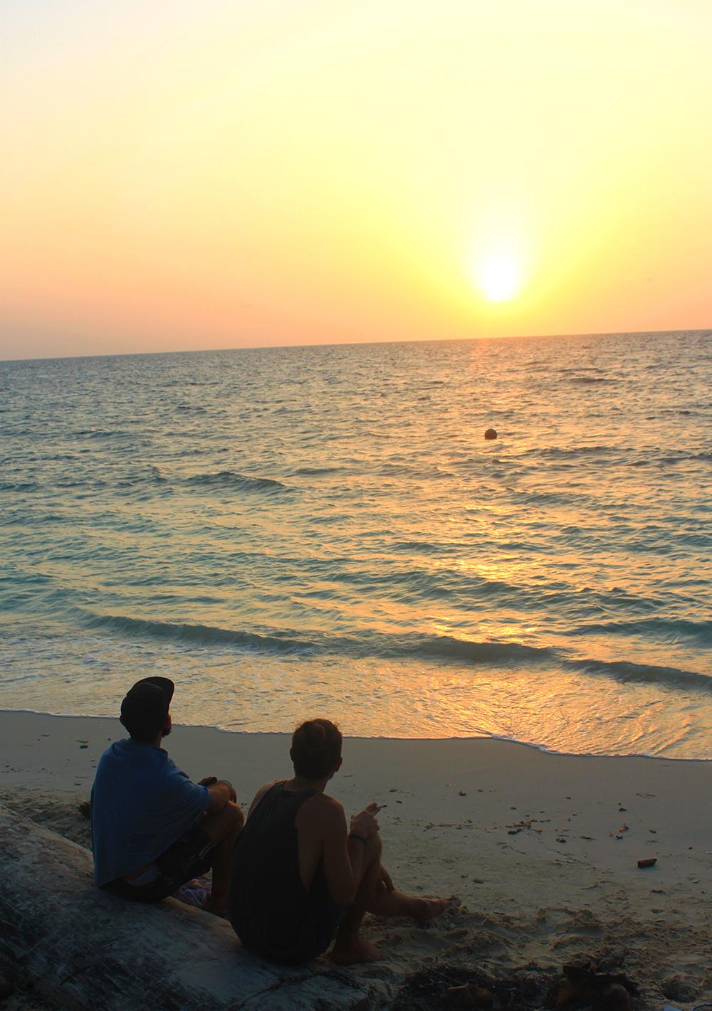 Isla-Mucura-Sunset