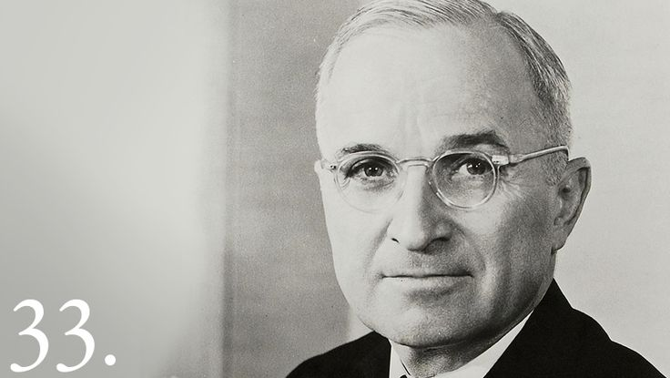 TOP 10 Major Accomplishments of Harry S. Truman