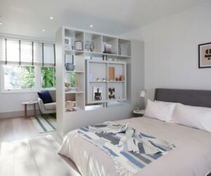 Top 10 Ways To Divide Space in Your Studio Apartment