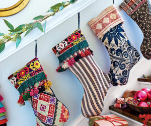 Top 10 Creative Stockings That Will Decorate Any Room