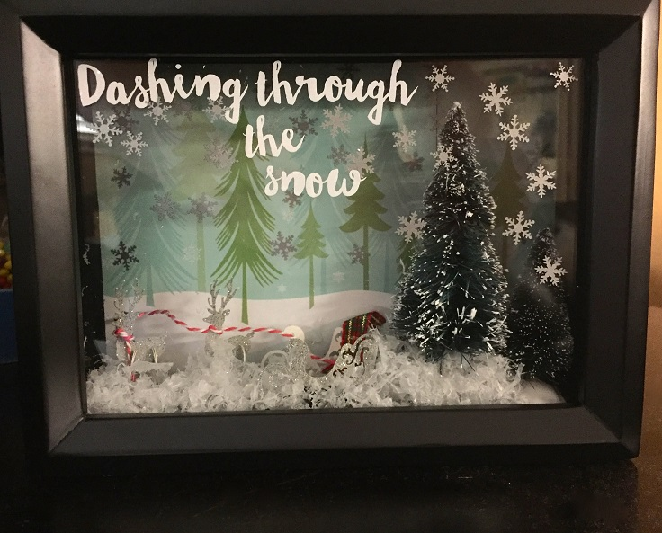 Dashing-Through-the-Snow-Shadow-Box