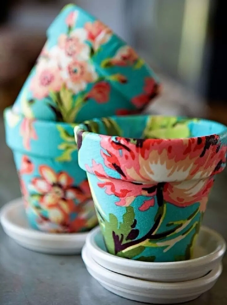 Fabric-Pots