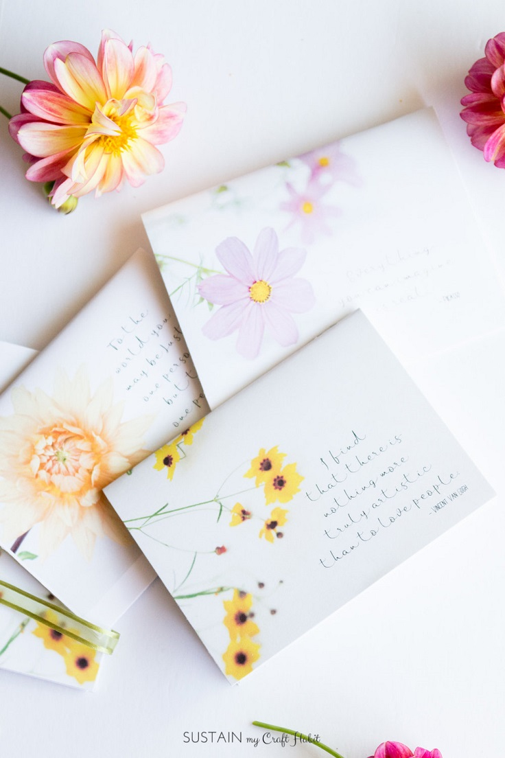 Floral-Notebooks