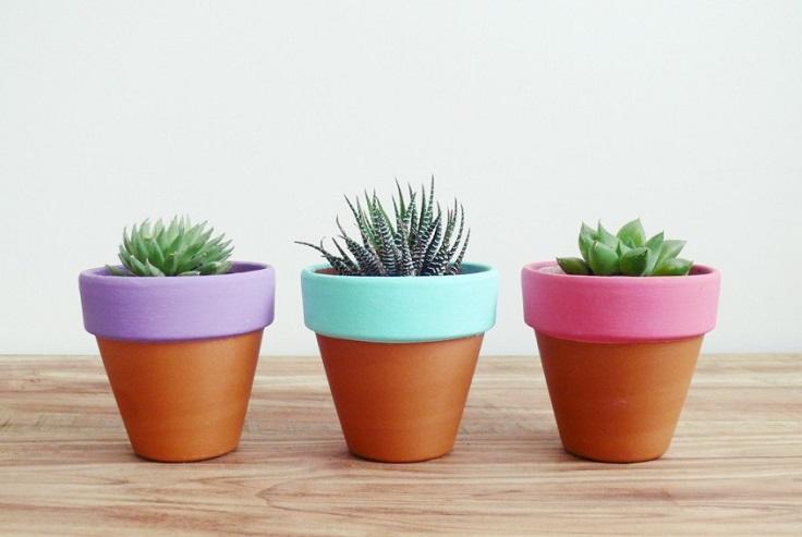 Painted-Terracota-Pots