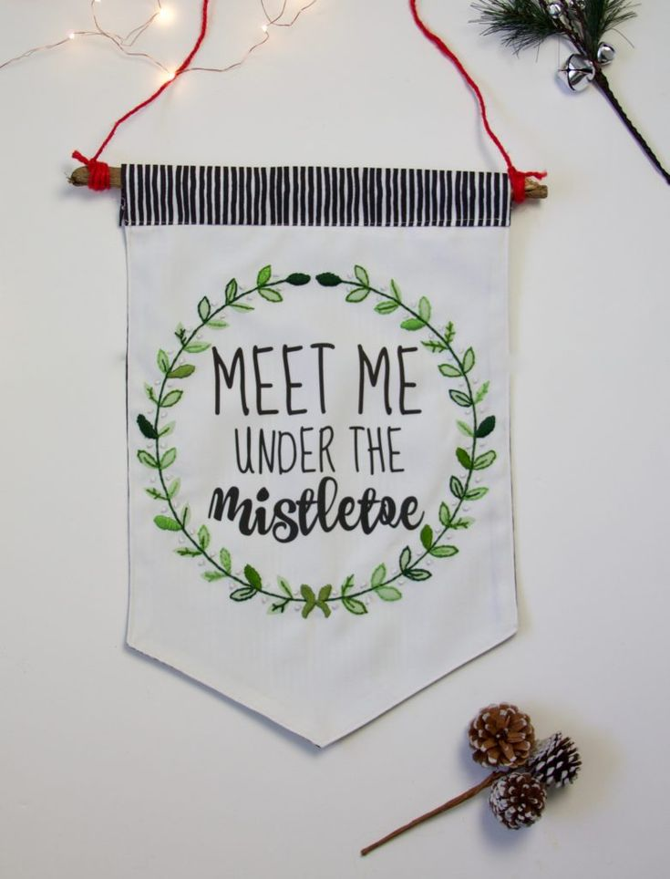 Embroidered-Banner