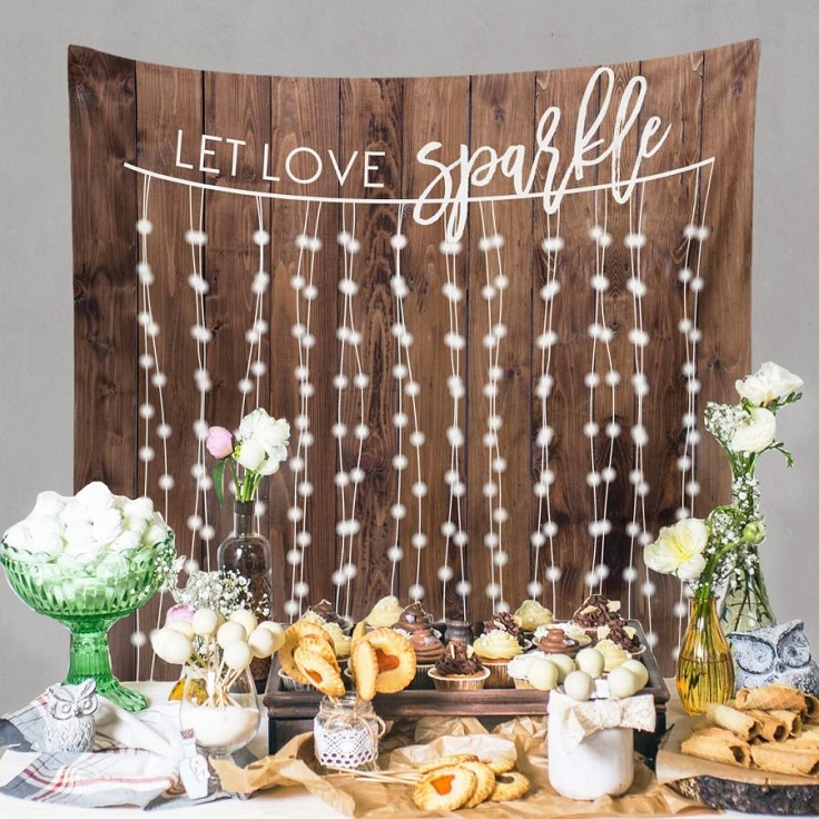 Top 10 Wedding Decorations for Rustic Lovers