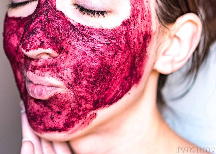 Hibiscus-Powder-Lavender-Clay-Face-Mask