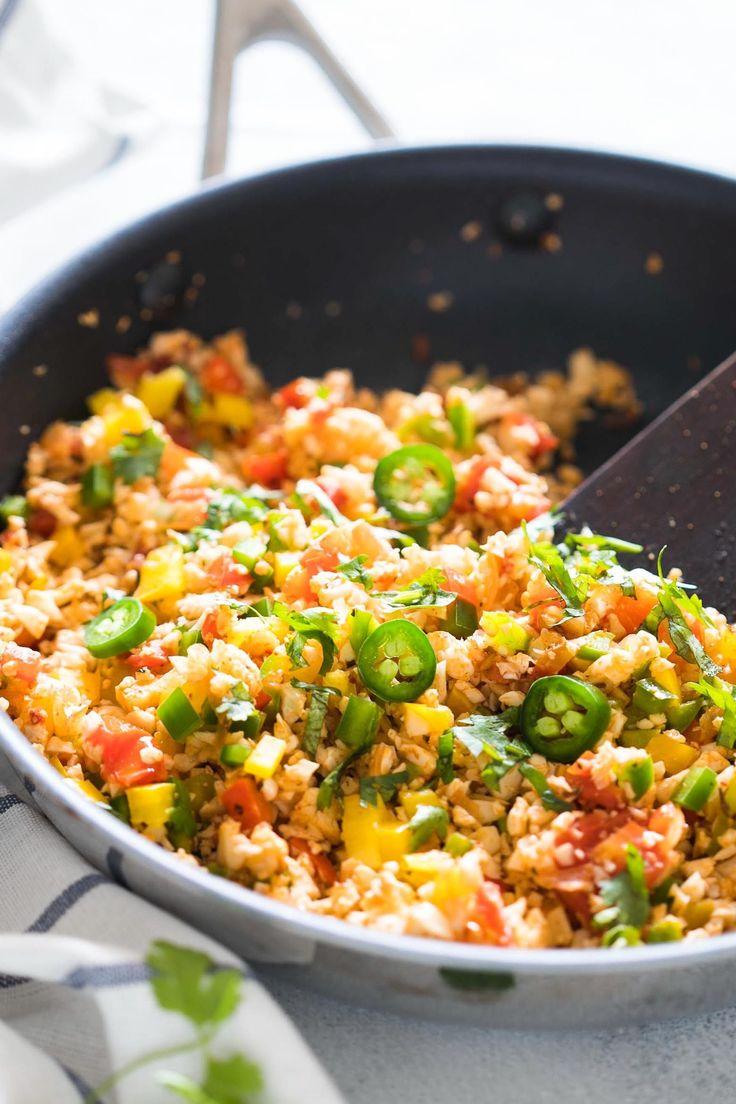 Mexican-Cauliflower-Rice
