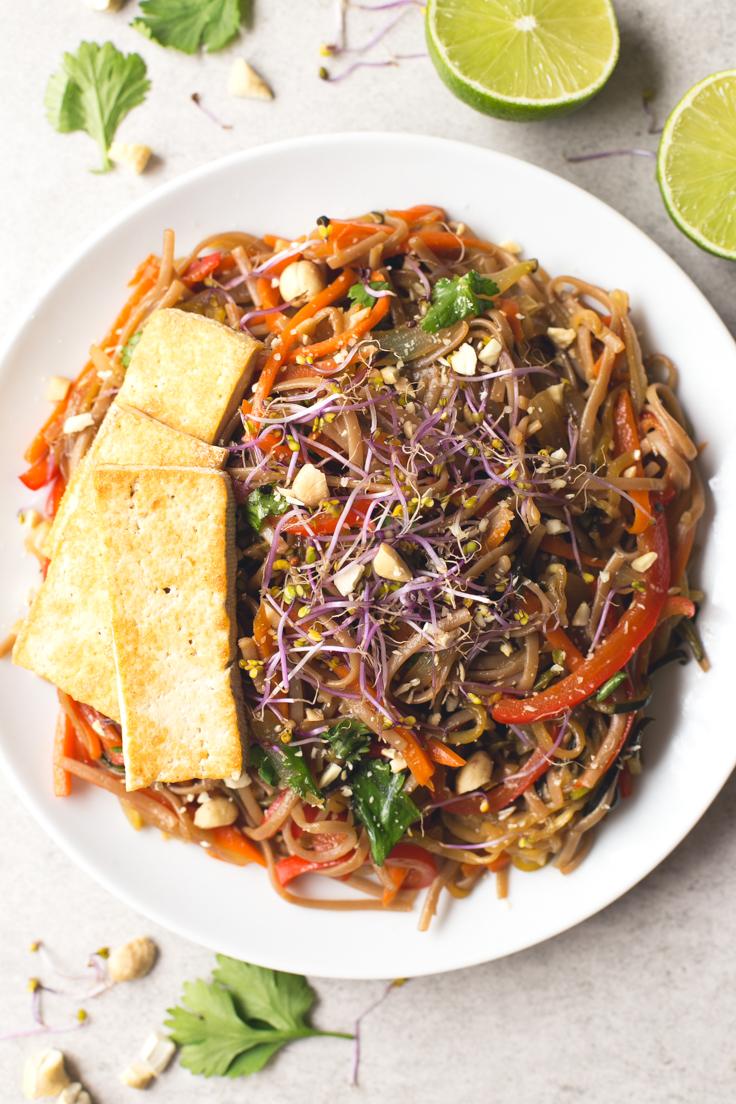 Top 10 Vegan Recipes for Thai Food Lovers