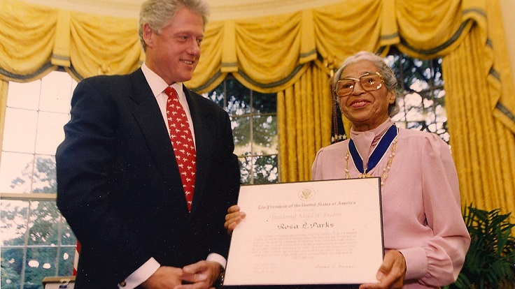 Presidential-Medal-of-Freedom-Rosa-Parks