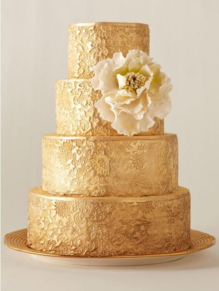 Gold-Cake