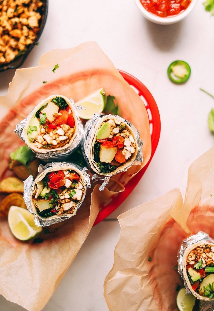 10 Breakfast Burrito Recipes You Should Try
