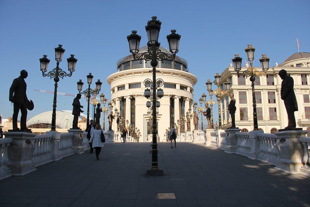 TOP 10 Reasons To Visit Skopje