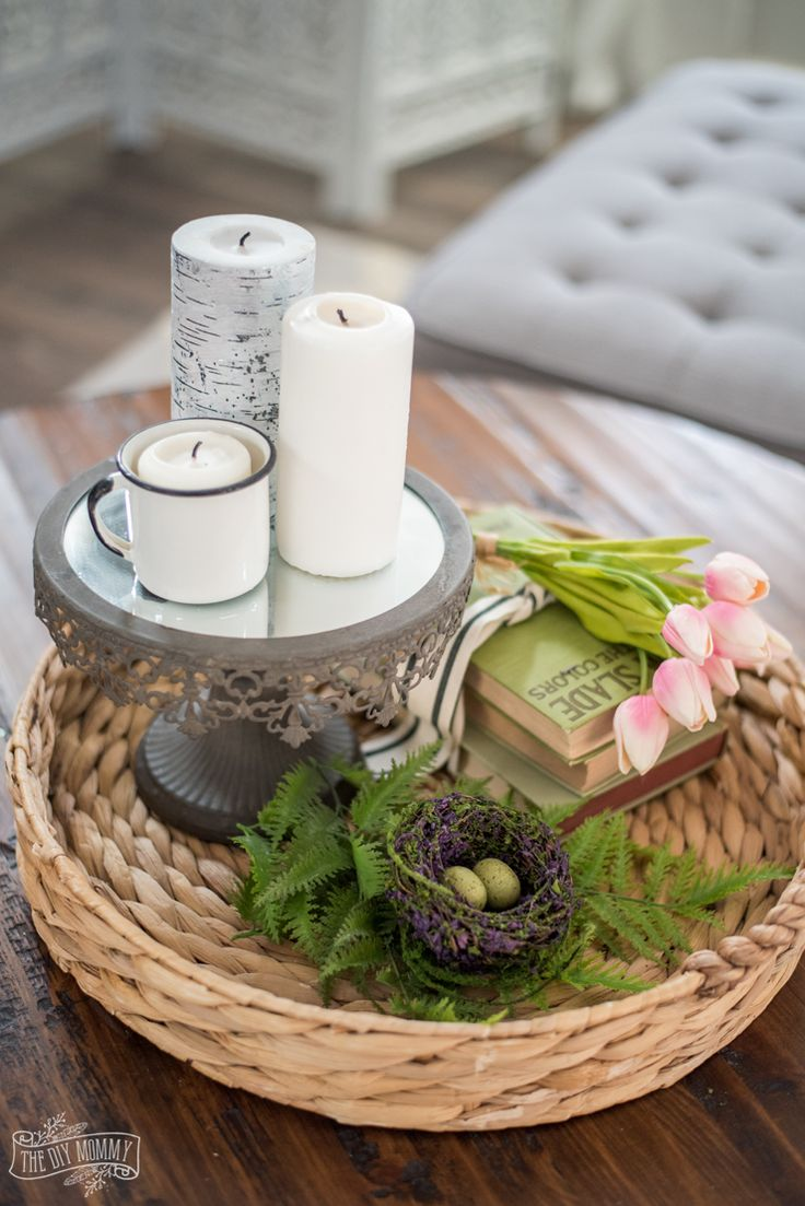 Coffee-Table-Arrangement