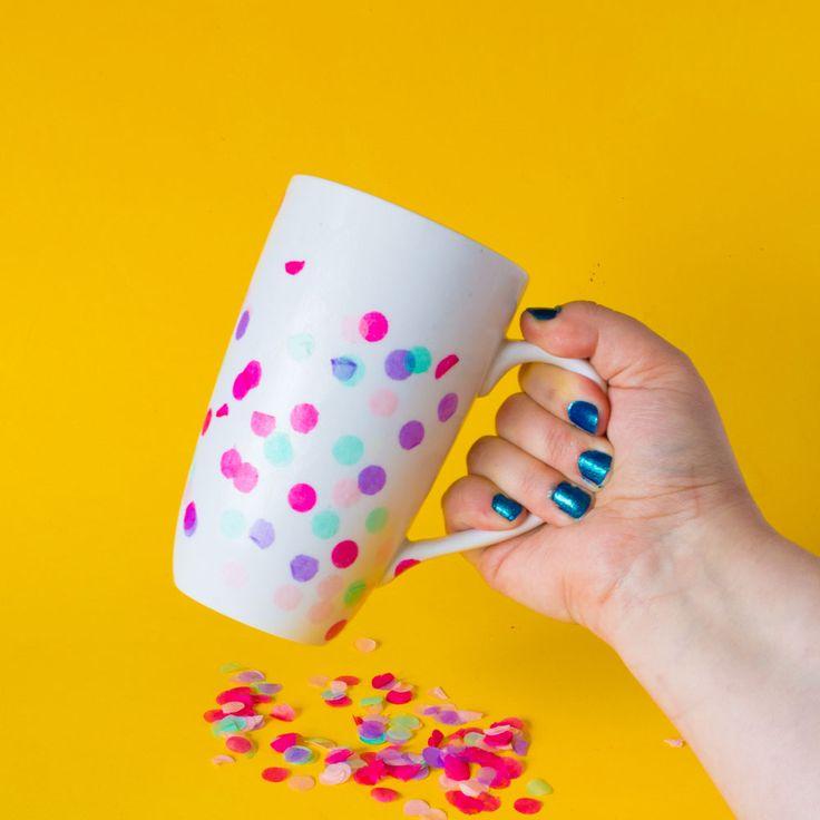 Confetti-Mug