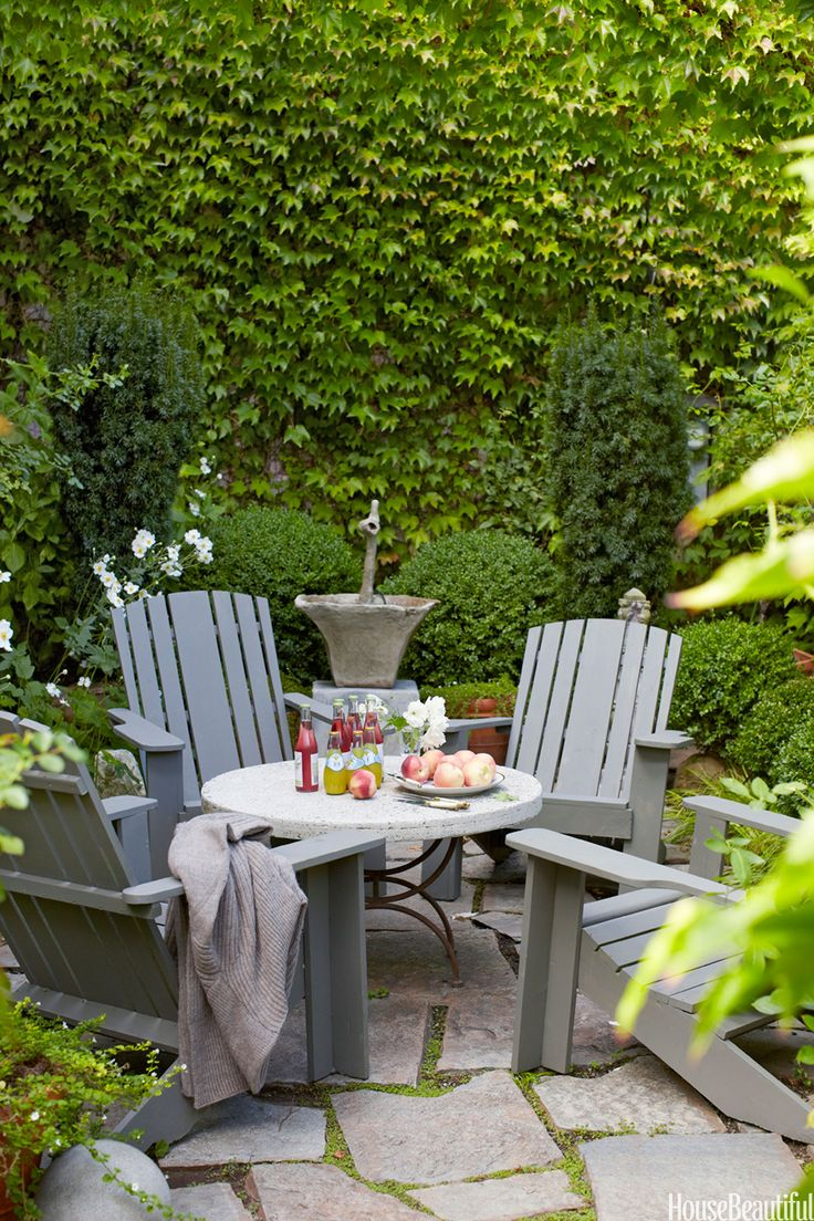 Top 10 Small Patio Decor Ideas - Top Inspired on Backyard Deck Decor id=55971