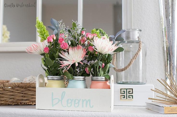 Top 10 DIY Spring Decoration Ideas to DIY
