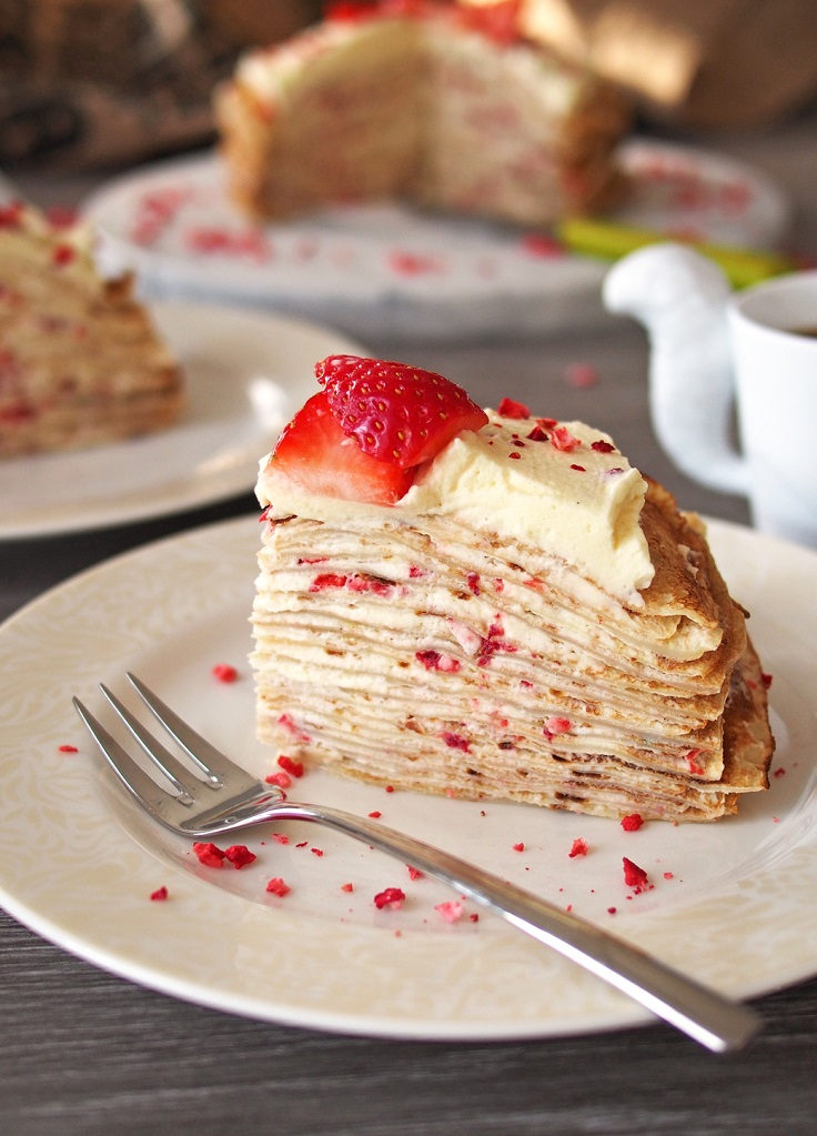10 Delicious Crepe Cake Recipes Crazyforus