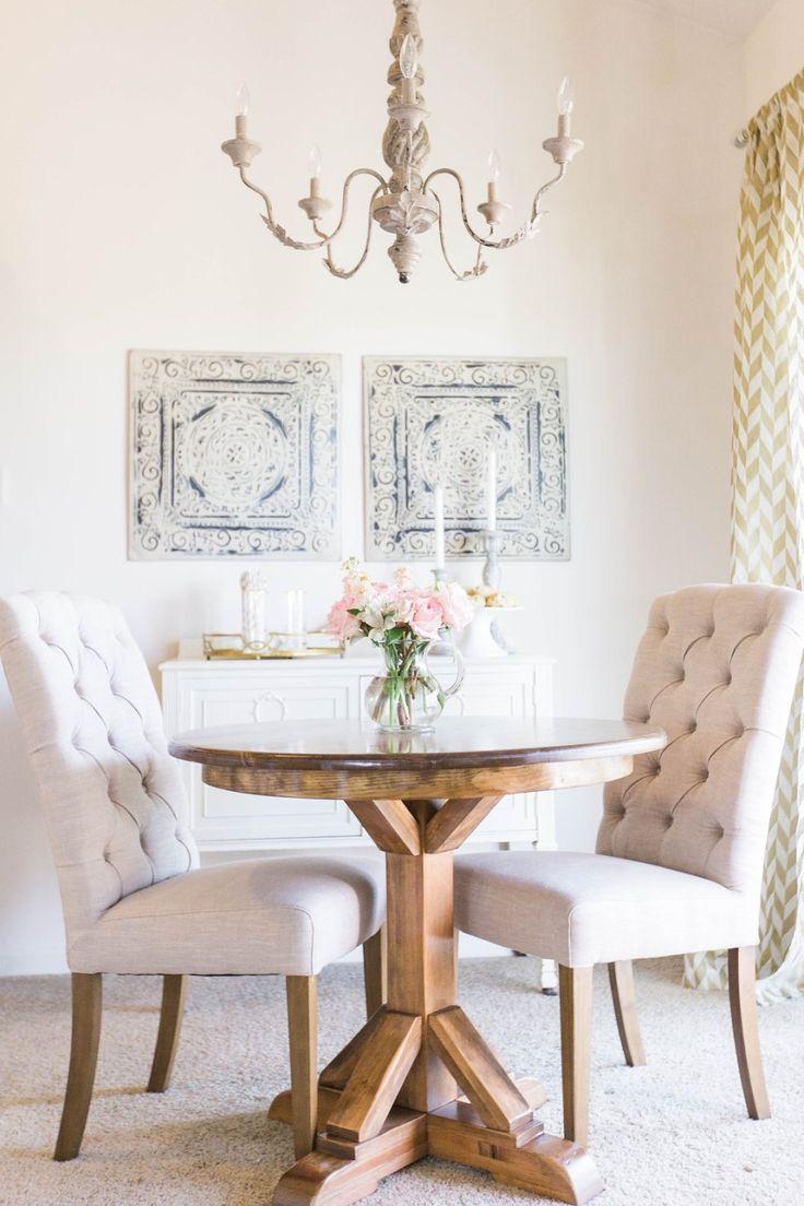 10 Gorgeous Small Dining Room Ideas - crazyforus